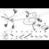 SET0796 Faisceau spécifique 13 Broches multiplexé Trafic 3