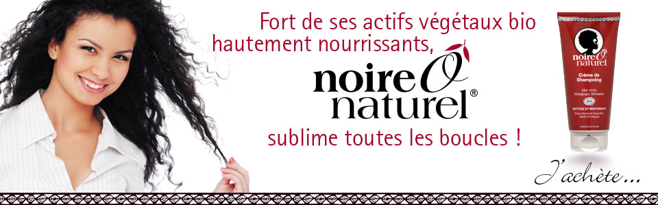 Notre shampooing soin !