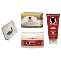 Kit Routine Capillaire ® Gold - Routine simple et efficace !