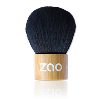 Pinceau kabuki multi-fonction en bambou - Zao make-up