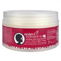 Masque Soin Sublimateur Bio - Masque capillaire pour cheveux bouclés à frisés