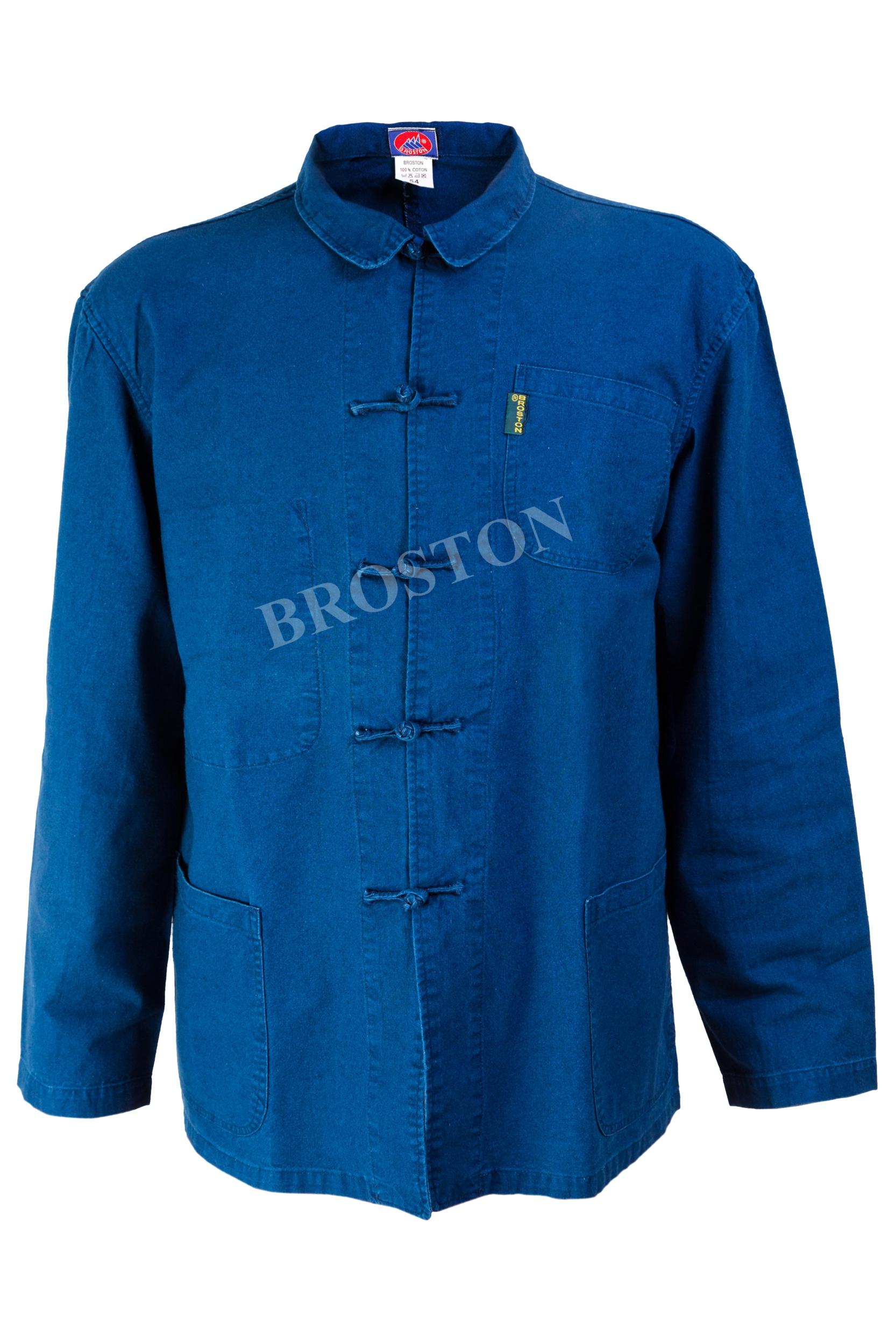 veste bleu de chine broston mode marine top pro. Black Bedroom Furniture Sets. Home Design Ideas