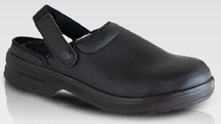sabots de cuisine noirs cuisine chaussures de cuisine top pro. Black Bedroom Furniture Sets. Home Design Ideas