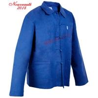 Veste Bleu de Chine Broston Traitée