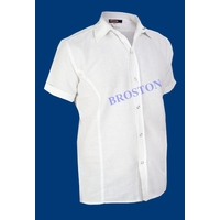 Chemise Blanche Lin