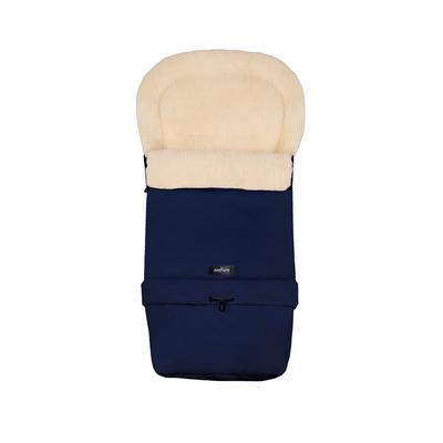 Chancelière bébé universelle Womar n°20 Bleu foncé