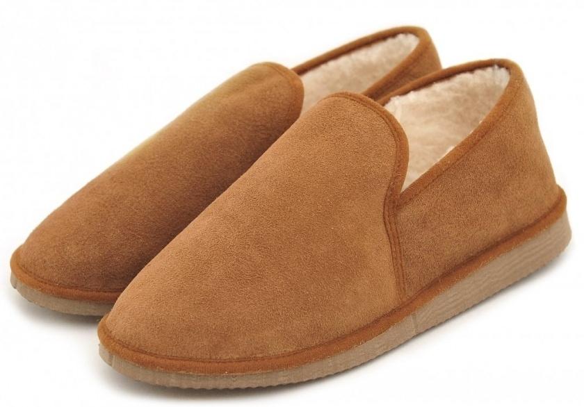 charentaises en peau de mouton homme chaussons homme chaussons charentaises. Black Bedroom Furniture Sets. Home Design Ideas