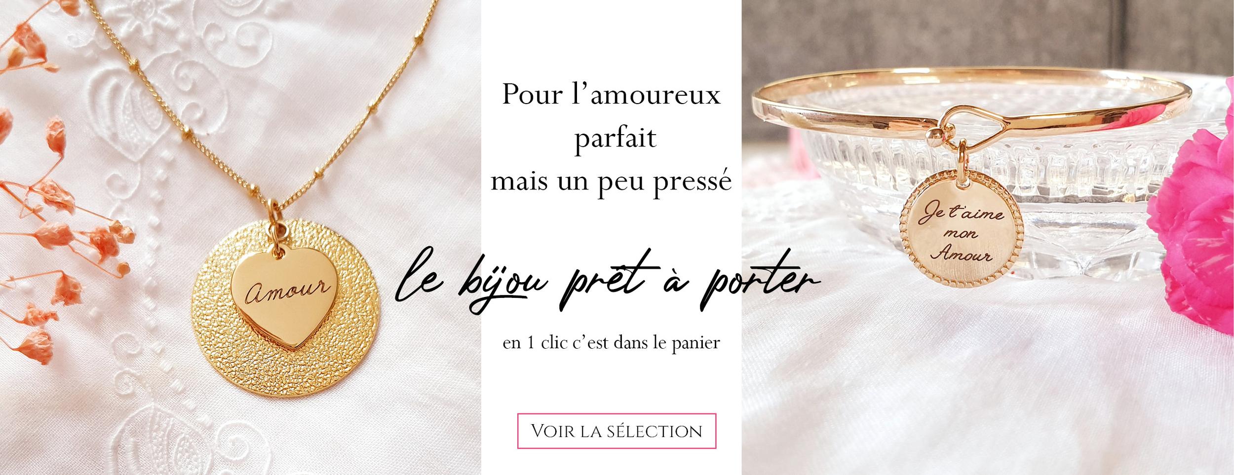 bijoux a message