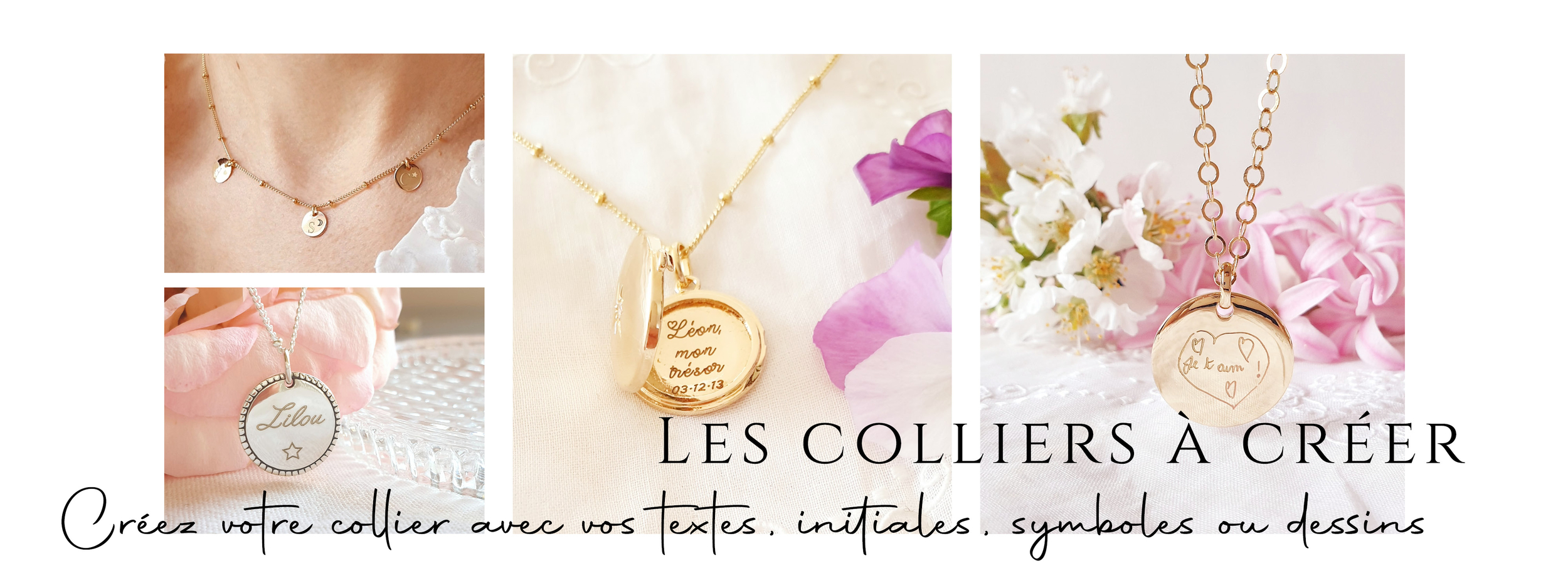 bandeau page collier collier a creer