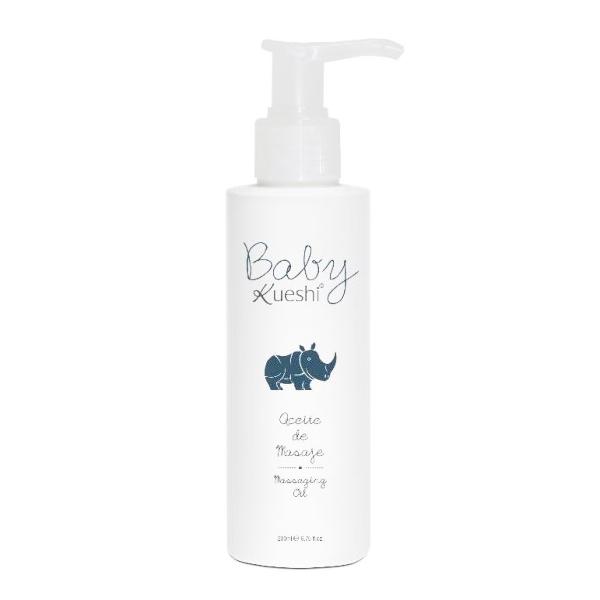 Huile de Massage Bébé Kueshi - 200 ml