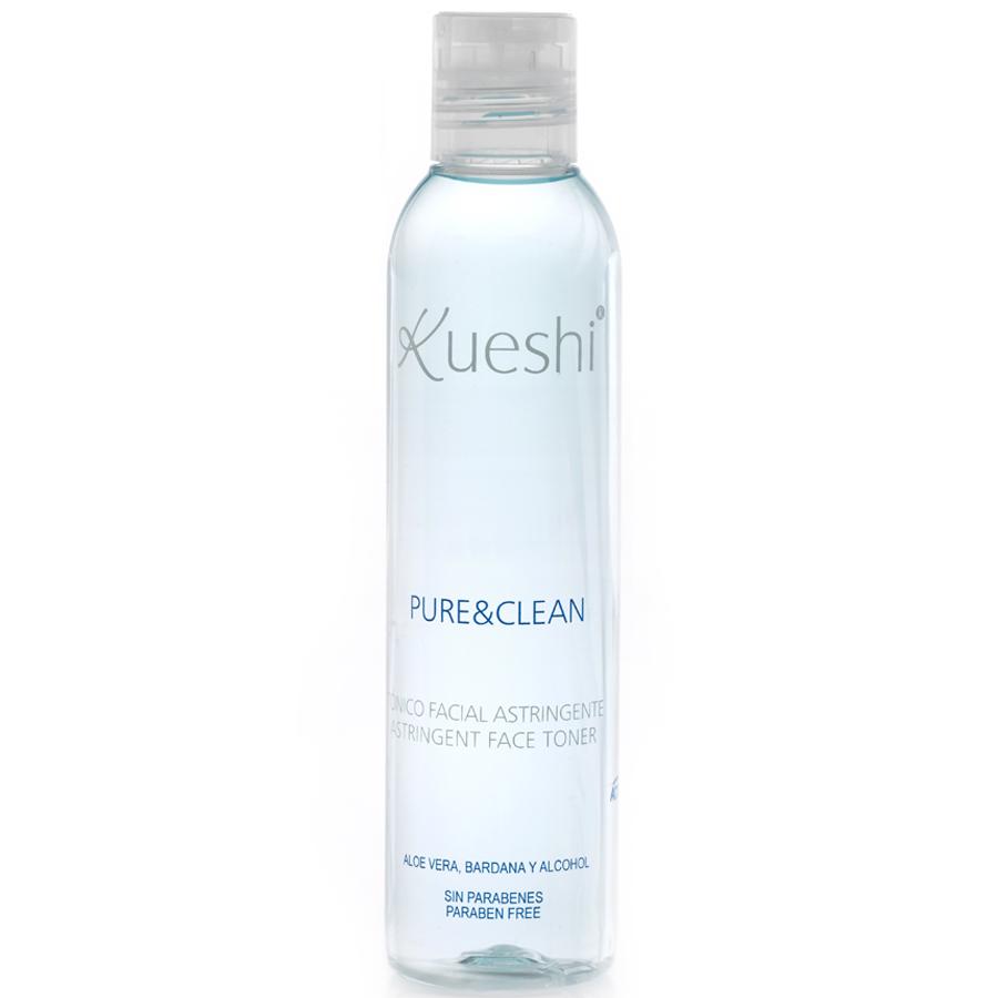 Lotion Tonique Astringente Visage PURE & CLEAN - 200 ml