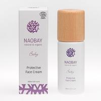 Crème Protectrice Visage Biologique Bébé NAOBAY - 100 ml