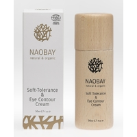 CREME SOFT TOLERANCE BIOLOGIQUE NAOBAY 50ML