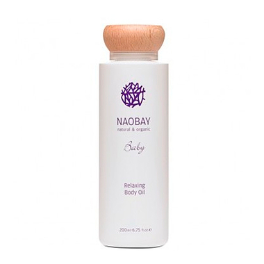 Huile-Relaxante-Biologique-Bébé-NAOBAY-200-ml