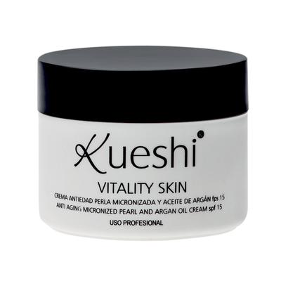 Crème à la Perle Micronisée et Huile d'Argan  VITALITY SKIN - 250 ml