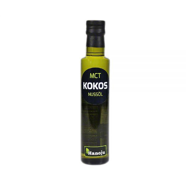 Huile de Noix de Coco MCT - 250 ml