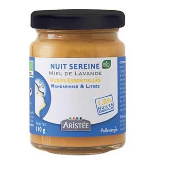 Miel essentiel nuit sereine Bio - 110 g