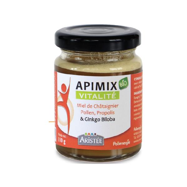 Apimix Vitalité Bio - 110 g
