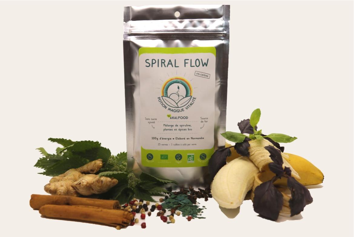 SPIRAL FLOW - 100g