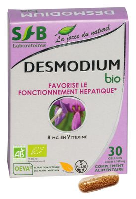 DESMODIUM BIO 400 mg - 30 gélules