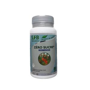 Zéro Sucre ( Berbérine ) - 80 gélules