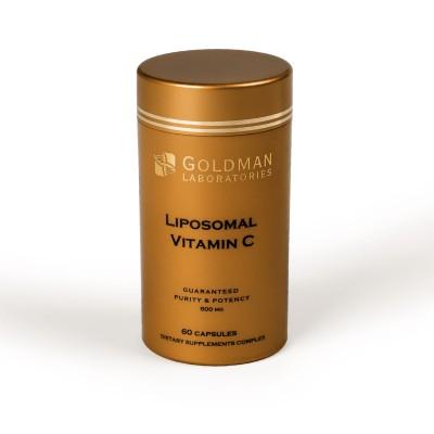 Vitamine C Liposomale - 60 gélules