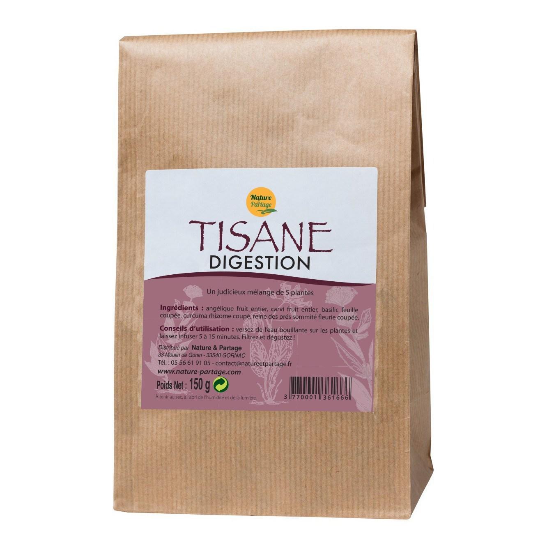 Tisane Digestion 5 plantes - 150 g