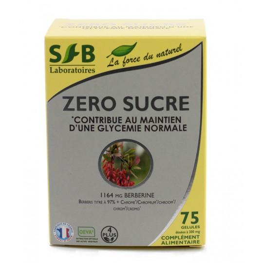 Zéro Sucre ( Berbérine ) - 75 gélules