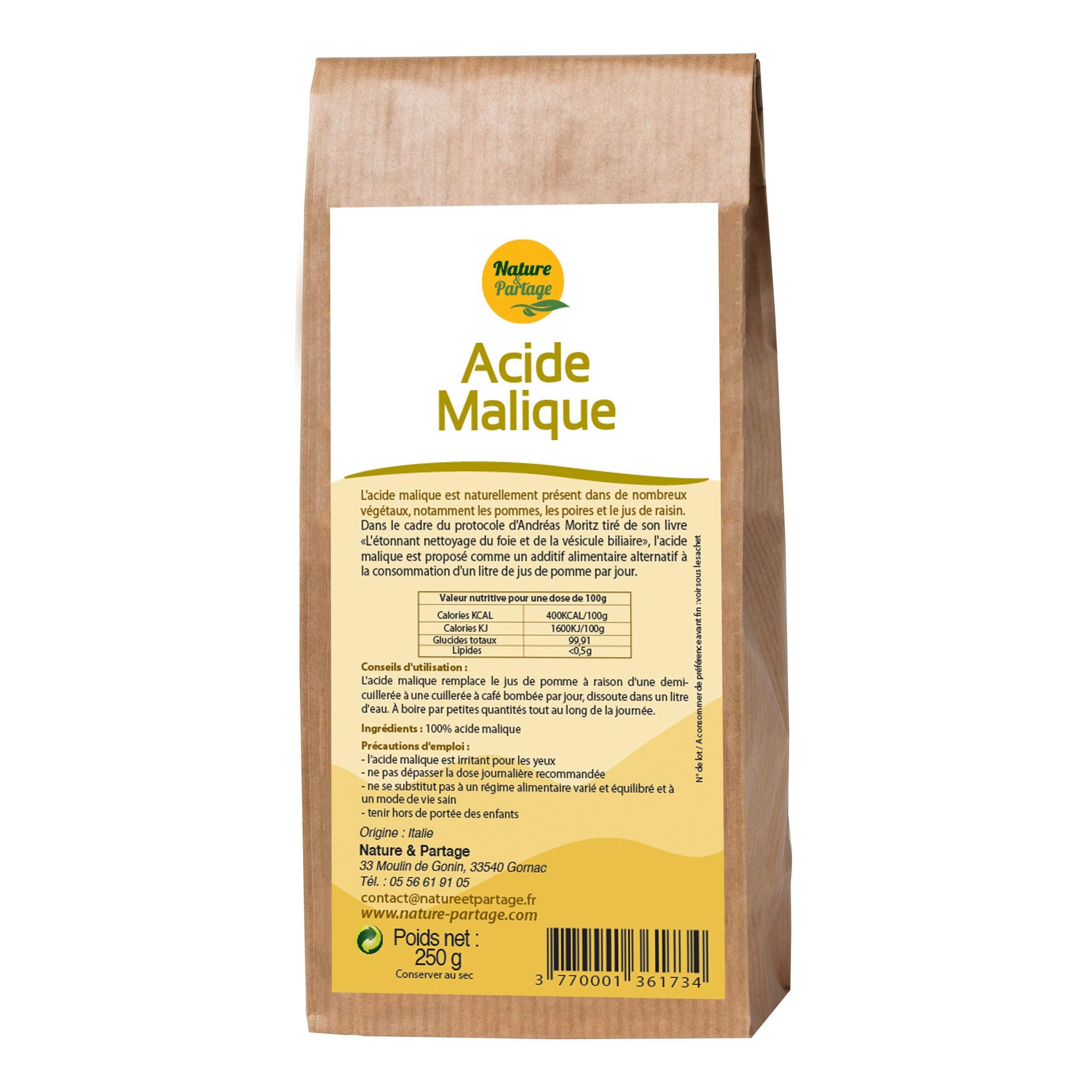 acide-malique-250g