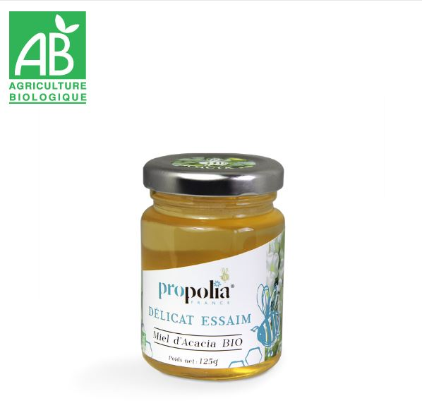 Miel d\'Acacia BIO - 125 g - Propolia
