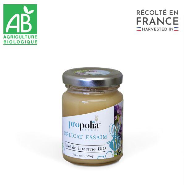 Miel de Luzerne BIO - 125 g - Propolia