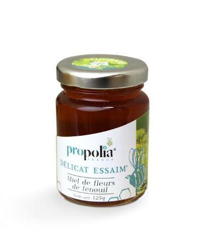 Miel de Fleur de Fenouil - 125 g - Propolia
