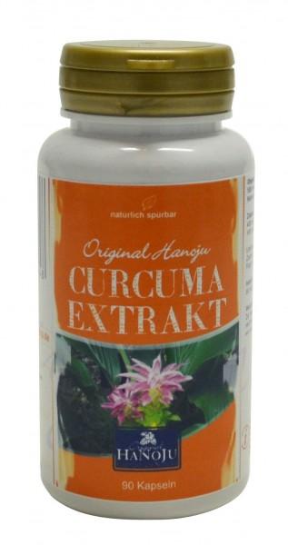 Curcuma Longa - extrait 10:1 - 90 gélules - 500 mg