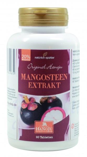 Mangoustan (extrait) - 90 gélules - 450 mg