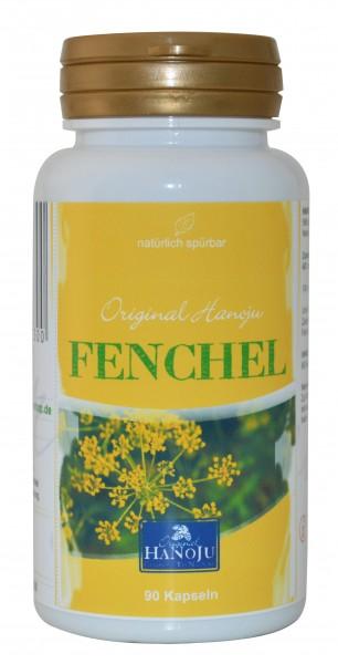 Graine de Fenouil (extrait) - 90 gélules - 500 mg