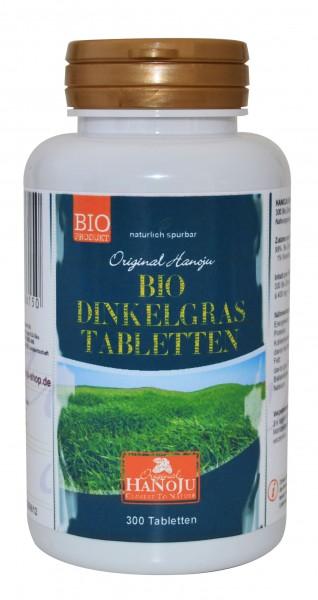 Herbe d\'épeautre bio (poudre) - 300 comprimés - 400 mg