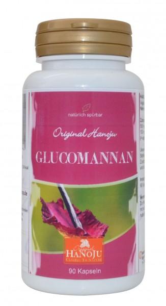 Glucomannane (poudre) - 90 gélules - 600 mg