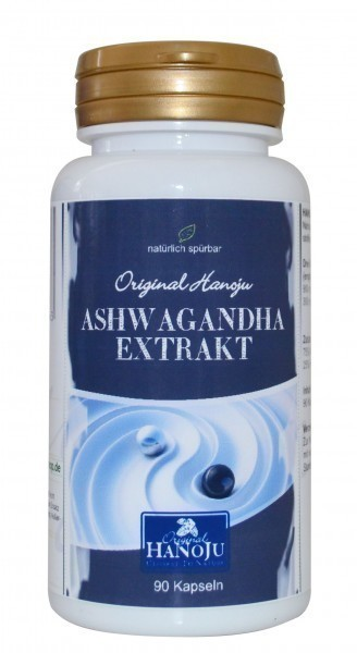 Extrait d'Ashwagandha à 4:1 - 180 gélules - 400 mg