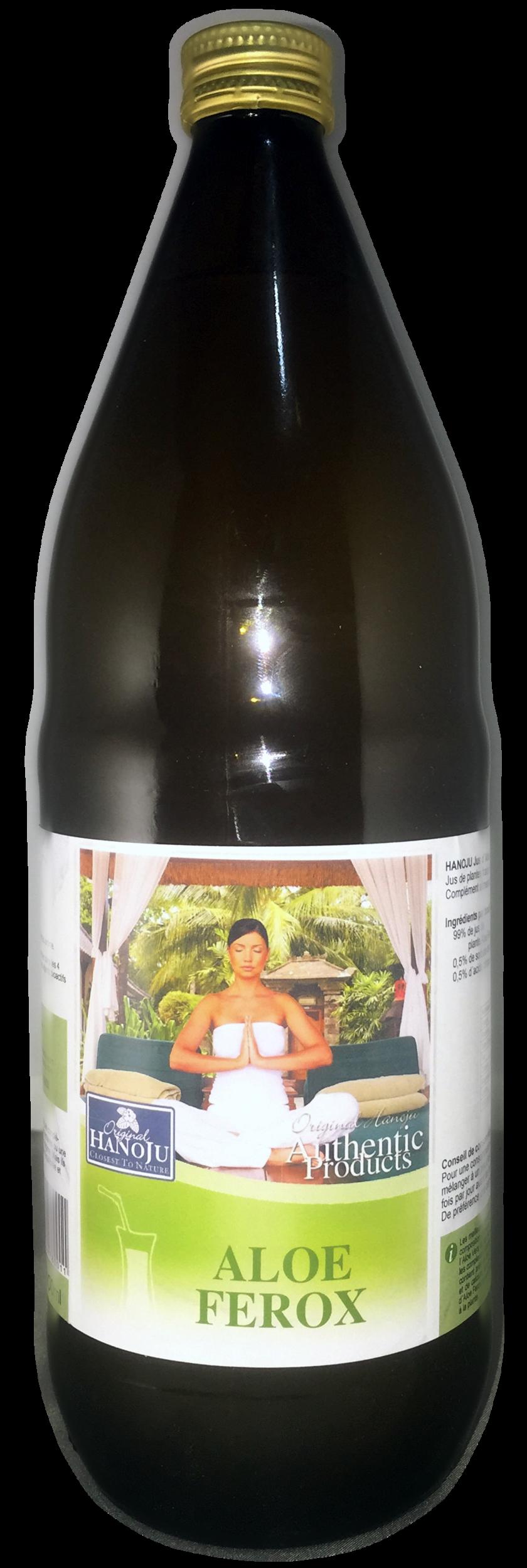 Jus d'Aloé Ferox - 1000 ml