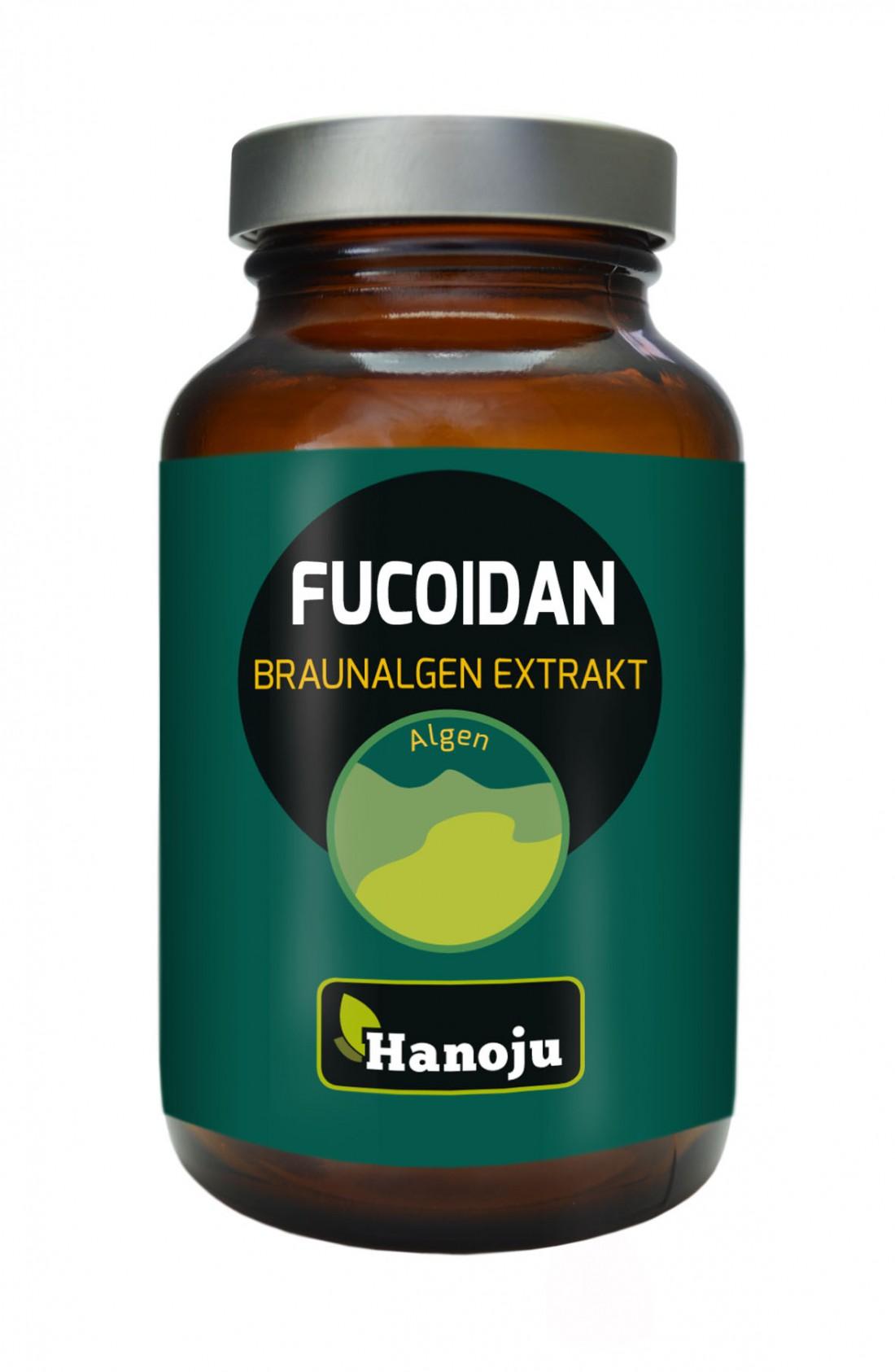 FUCOÏDANE - U-Fn - algue brune - 180 gélules - 700 mg