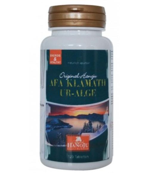 AFA Klamath USDA - 250 mg  - 120 comprimés