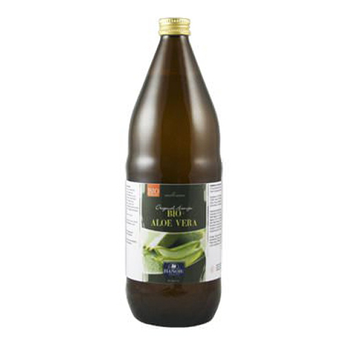Aloé Véra Bio - Barbadensis Miller - 1000 ml - Aloverose 1200 mg/l