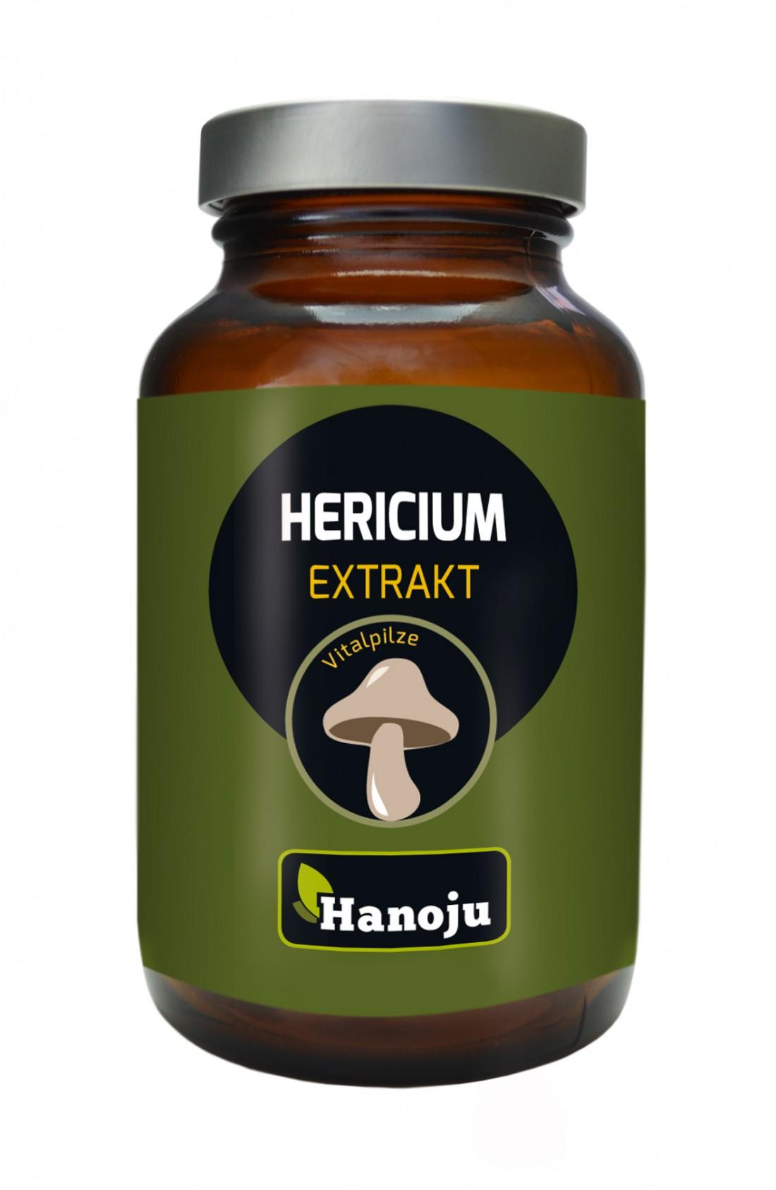 Champignon - Hericium - 450 mg - 90 comprimés