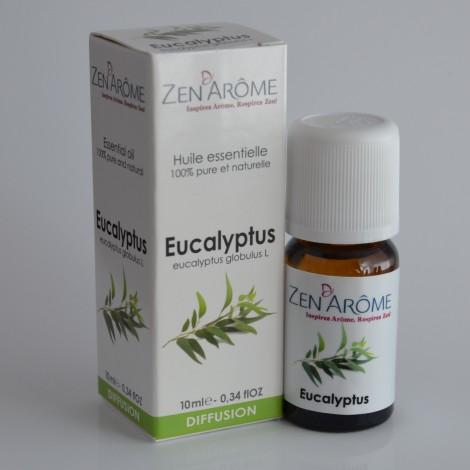 Huiles essentielles à l\'eucalyptus