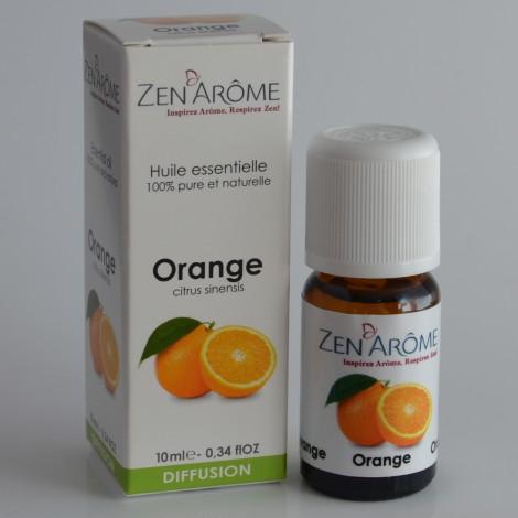 Huiles essentielles à l\'orange
