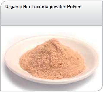 Lucuma en poudre Bio crue lyophilisé