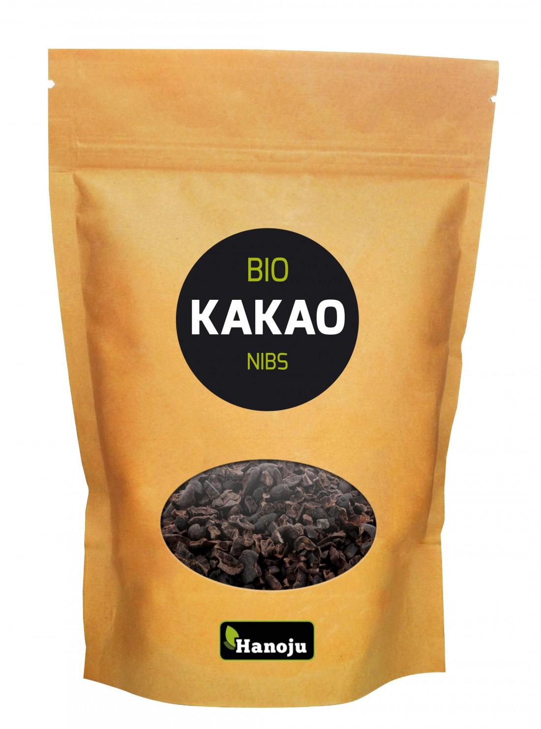 Morceaux de Cacao Bio - 250 g