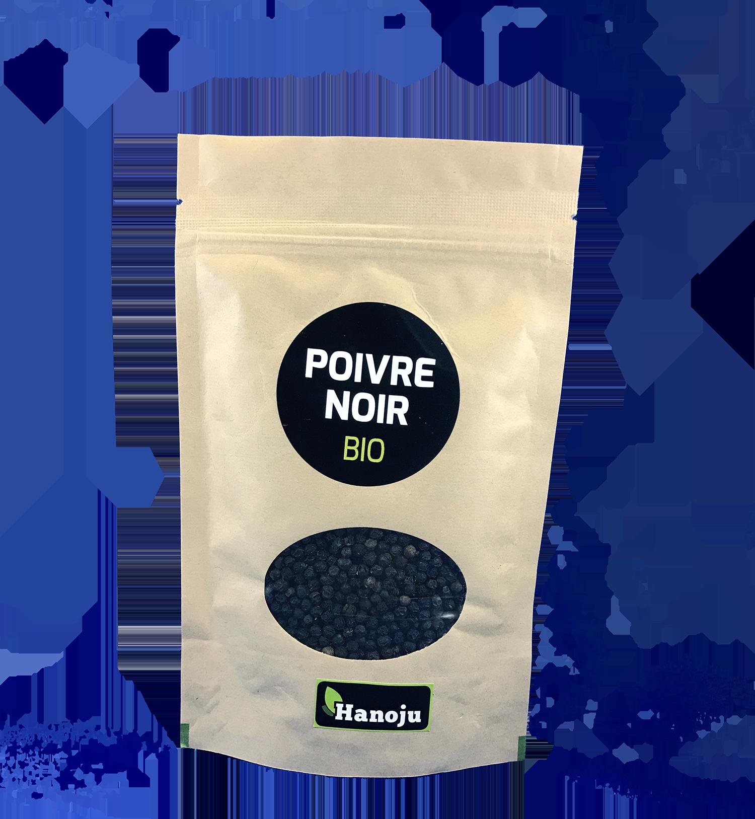 Poivre noir Bio - 100 g