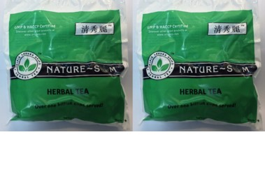 2 X Nature Slim Tea extra forte - 20 infusettes