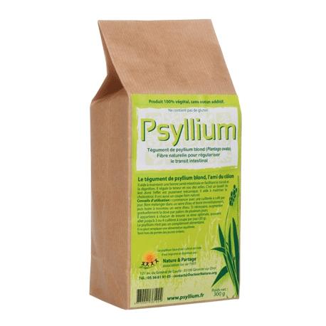 Tégument de Psyllium Blond - 300 g